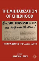 The Militarization of Childhood Pdf/ePub eBook