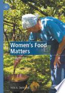 Women's Food Matters