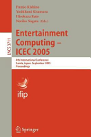 Entertainment Computing   ICEC 2005