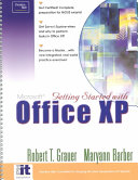 Getting Started with Office XP Book