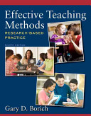 Effective Teaching Methods  Research Based Practice    Video Enhanced Pearson Etext    Access Card Book