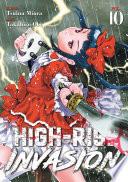 High Rise Invasion Vol  10 Book