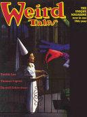 Weird Tales #325 [Pdf/ePub] eBook