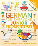 German For Everyone Junior 5 Words A Day