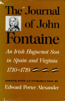 Pdf The Journal of John Fontaine