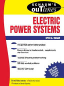 Schaum s Outline of Electrical Power Systems Book