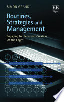 Routines  Strategies and Management