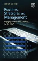 Routines, Strategies and Management Pdf/ePub eBook