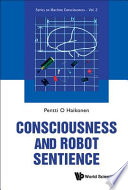 Consciousness And Robot Sentience Book PDF