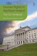 Human Rights in Northern Ireland Pdf/ePub eBook