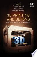 3d Printing And Beyond Book PDF