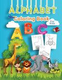 Alphabet Coloring Book for Kids Book PDF