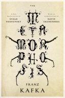 The Metamorphosis: A New Translation by Susan Bernofsky Pdf/ePub eBook