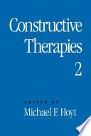 Constructive Therapies V2