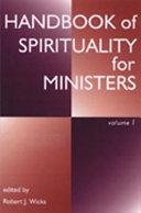 Handbook of Spirituality for Ministers [Pdf/ePub] eBook