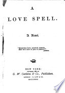 A Love Spell Book