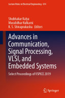 Pdf Advances in Communication, Signal Processing, VLSI, and Embedded Systems