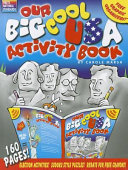 Our Big Cool USA Big Activity Book