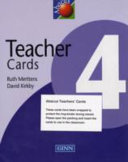 Pdf New Abacus 4: Teacher Cards