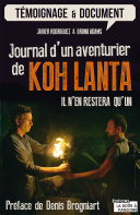 Pdf Journal d'un aventurier de Koh Lanta Telecharger