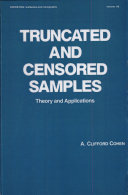 Truncated and Censored Samples
