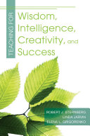 Teaching for Wisdom, Intelligence, Creativity, and Success Pdf/ePub eBook