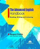 The Advanced English Handbook Reading   Writing and Listening