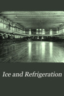 Ice and Refrigeration