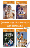 Harlequin Superromance July 2017 Box Set
