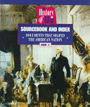 A History of US: Sourcebook and index