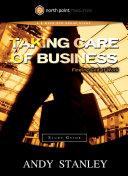 Taking Care of Business Study Guide Pdf/ePub eBook