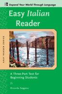 Easy Italian Reader