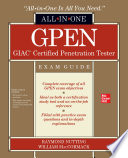 GPEN GIAC Certified Penetration Tester All in One Exam Guide Book
