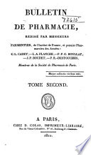 Bulletin de pharmacie
