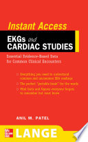 LANGE Instant Access EKGs and Cardiac Studies