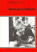Handicaps in Childhood