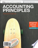 """Accounting Principles"" by Jerry J. Weygandt, Paul D. Kimmel, Donald E. Kieso"