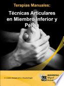 Terapias Articulares en Miembro Inferior y Pelvis  : Terapias Manuales