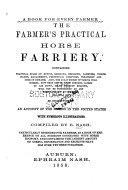 The Farmers' Practical Horse Farriery ebook