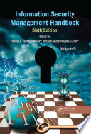 Information Security Management Handbook  Volume 5 Book