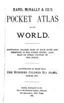 Rand  McNally   Co  s Pocket Atlas of the World