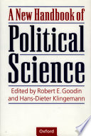 A New Handbook of Political Science