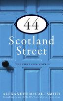 44 Scotland Street  The First Five Novels