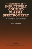 Handbook of Inductively Coupled Plasma Spectrometry
