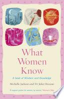What Women Know Book PDF