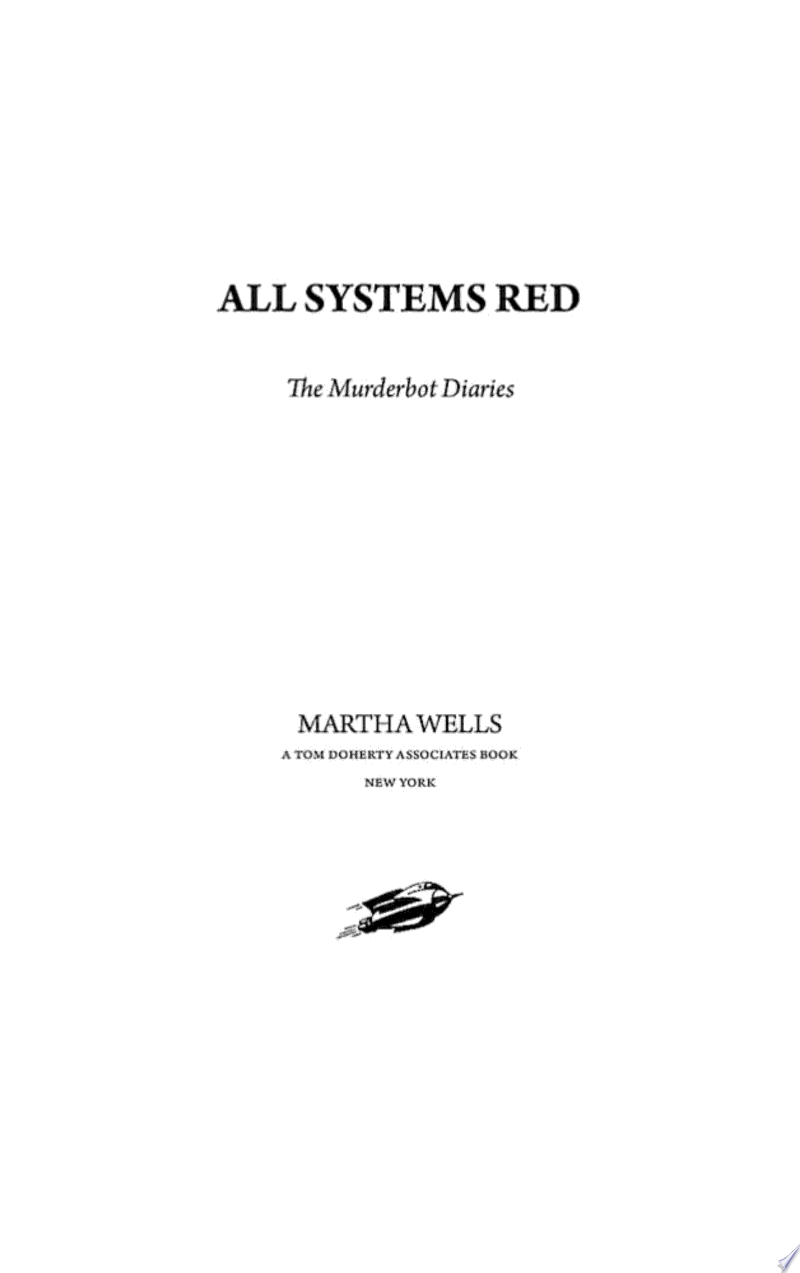 All Systems Red image
