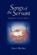 Songs of the Servant