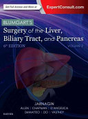 Blumgart s surgery of the liver  biliary tract and pancreas