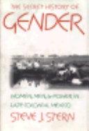 Pdf The Secret History of Gender