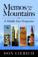 Memos from the Mountains  A Middle East Perspective